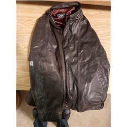 Men's Quality Leather Jacket
