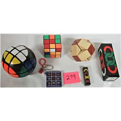 Rubik's Cube Puzzles - Missing Link - Ball