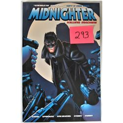 "2008 Volume 1 ""Midnighter-Killing Machine"" Graphic Soft Cover Trade Paperback"