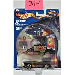 2001 Mattel Planet Hot Wheels CD ROM