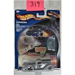 2006 Mattel Planet Hot Wheels CD ROM