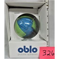 2011 OBLO Puzzle Sphere - Boxed