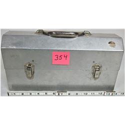 Metal Vintage Lunch Box