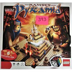 "2010 Lego #3843 ""Ramses Pyramid"" Game/Instructions"