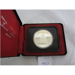 Canadian Silver Dollar1976