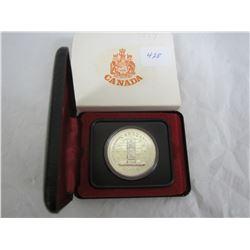 Canadian Silver Dollar1977