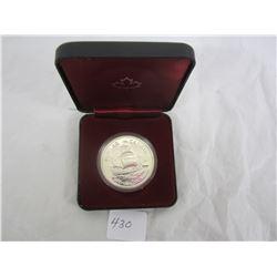 Canadian Silver Dollar1979