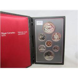 Canadian Double Dollar Set 1979