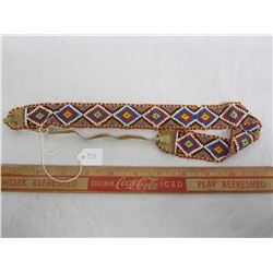 Piece of Native Beadwork