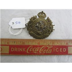 World War 2 Cap Badge