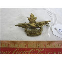 World War 2 Air Cadets Cap Badge