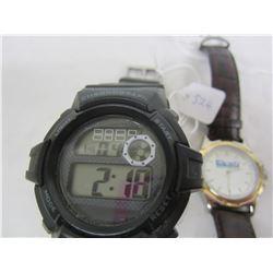 2 Vintage Watches Working
