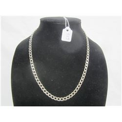 Sterling Silver Man's Chain 39 grams