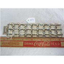 Ladies Sterling Bracelet 86 grams