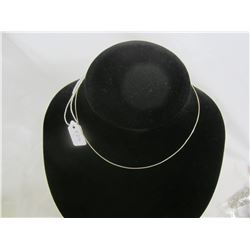 Ladies Sterling Silver Chain
