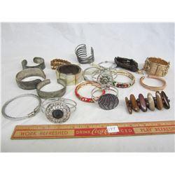 Lot of costume Bracelets