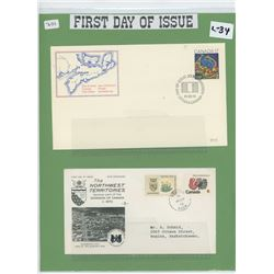 For - First Day of Issue Postal Envelopes