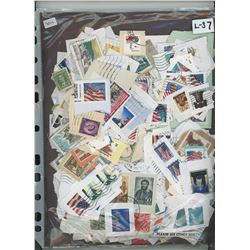 Double Sided Package of Stamps