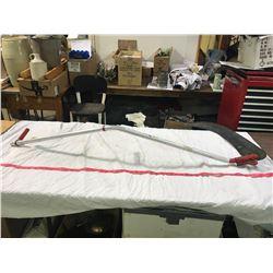 aluminum handle Scythe