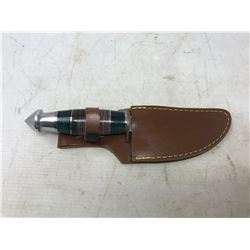 Shinnery Knife (New) Leather Case