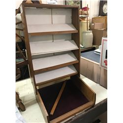 Display Cabinet (Missing Glass)