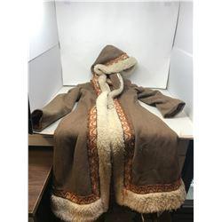 Vintage Ladies Coat (1950s)