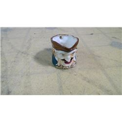 MANS HEAD TOOTHPICK HOLDER NO ID (old)