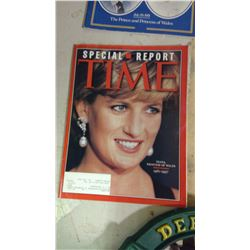 TIME MAGAZINE SEPT.8/97 PRINCESS DIANAS DEATH