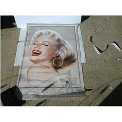 Marilyn Monroe Calendar 1984