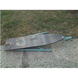 Decorative Ironing Board