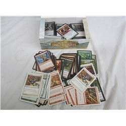 Box Lot of Magic Gathering Cards Unchecked