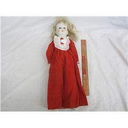Creepy Porcelain Doll