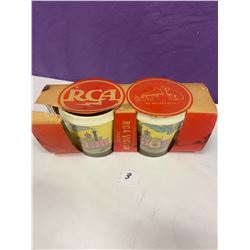 RCA Victor Cups - Dealer Promotion