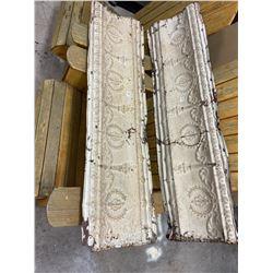 """2 Pieces Metal Ceiling Tile 49"""" x 14"""""""