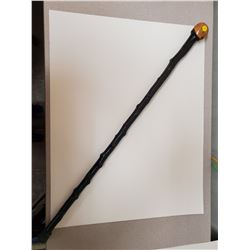 26  Hand made wooden cane made from natural wood (thick & heavy)