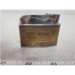 very old Esso lighter from Myrnam, AB PH.57