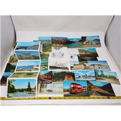 30 post cards