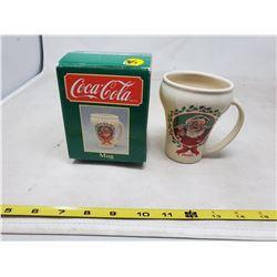 Coca Cola Santa mug