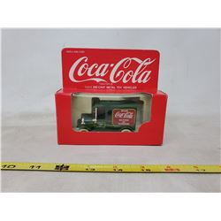 Die cast 1920's Coca Cola Delivery Truck