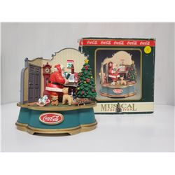 1993 Musical Christmas decoration W-5 working movement, new batteries