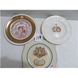 1937 Royal Coronation, 1939 Visit to Canada, 1953 Coronation plate