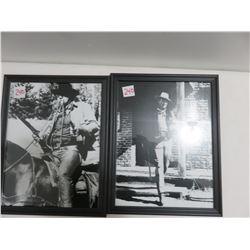 2 John Wayne western pictures