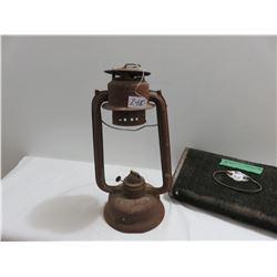 bed warmer, old beacon barn lantern