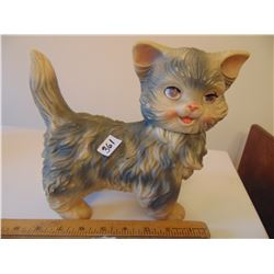 SQUEEKY TOY CAT VINTAGE