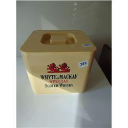WHYTE & MACKAY SPECIAL SCOTCH WHISKEY ICE BUCKET