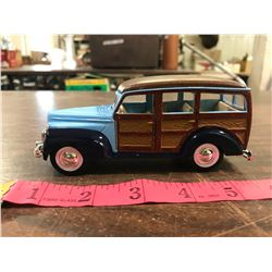 1/32 Scale Diecast Ford Wooden Wagon
