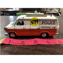 Dinky Diecast Police Van (England)