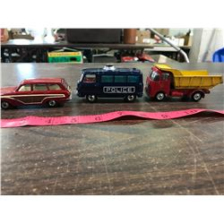 (3) Corgi Diecast Vehicles (Great Britain)