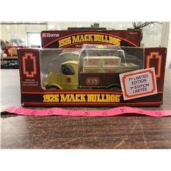 New In Box 1/24 Scale Mack Truck Coin Bank