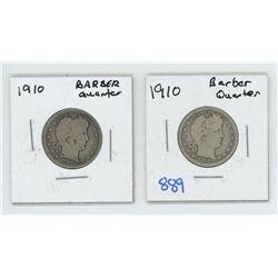 2-1910 American Quarters